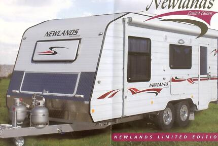 2010 Concept Newlands Full Ensuite Caravan. Gosford Gosford Area Preview