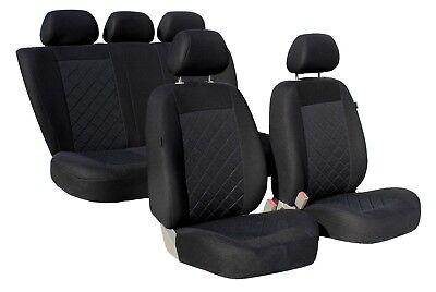 Mercedes A Klasse W168 1997-2004 5-Sitze Maßgefertigt Maß Sitzbezüge Sitzbezug