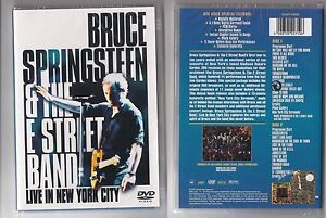 Bruce Springsteen & The E Street Band - Live in New York city DVD - Italia - Bruce Springsteen & The E Street Band - Live in New York city DVD - Italia