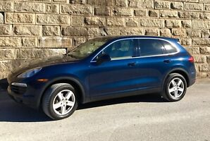 2012 Cayenne  for sale or trade