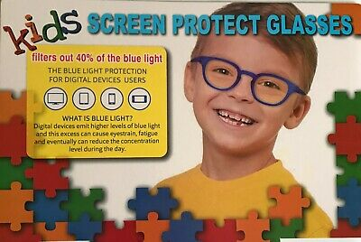 Kids Screen Protection Blue Light Cancelling (Blue Light Cancelling Glasses)