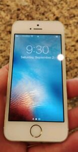 IPhone 5s rogers  gold