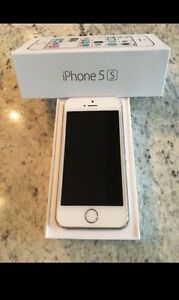 iPhone 5s 16 gb gold Fido