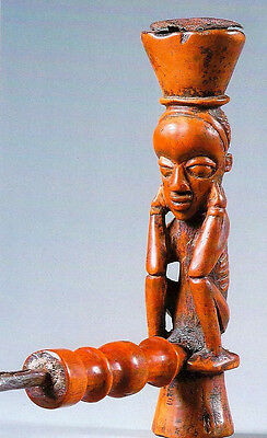AFRICAN TOBACCO PIPES - exhibition catalogue, Berlin