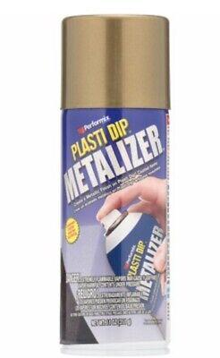 Plasti Dip Metalizer - Gold
