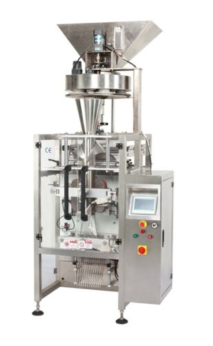 BAP Vertical Form Fill and Seal Machine - Pillow or Gusseted, 1500 ML