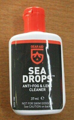 McNett Sea Drops Antibeschlagmittel für Tauchmasken, Skibrillen u.v.m 37ml