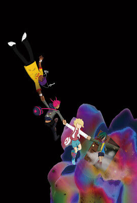 Art Poster Lil Uzi Vert The Perfect Luv Tape 36 27x40inch Wall