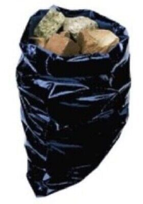 5X EXTRA STRONG 30KG HEAVY DUTY RUBBLE BAGS/SACKS BUILDERS WASTE HIGH STRENGTH