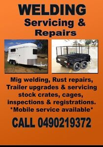 Mobile Trailer Repairs & Servicing, Welding, caravans, floats Adelaide CBD Adelaide City Preview