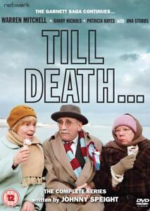 Till Death... DVD NEW & SEALED - Warren Mitchell/Alf Garnett Us Do Part Spin Off