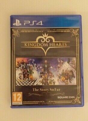 Kingdom Hearts Story So Far PS4