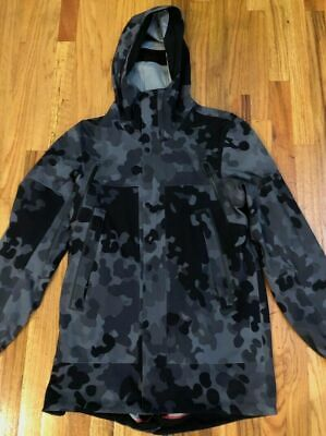 The North Face Apex Flexible Camouflage Gore-Tex Parka Veste Supreme Hommes M