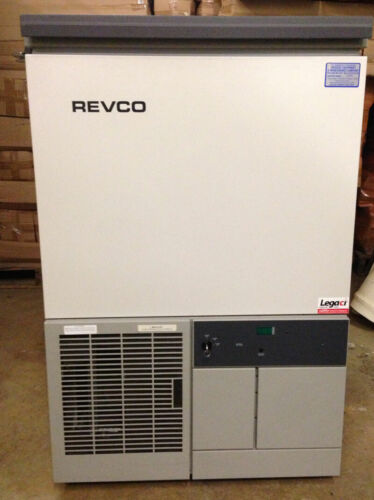 REVCO  -80°C Ultra-low temperature Value Chest Freezer, Model ULT-390-3-A31