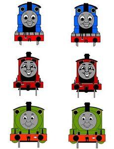 Thomas-the-Tank-Engine-6-T-shirt-Iron-on-transfer-8x10