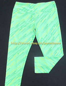 AUTH-LULULEMON-ATHLETICA-CAPRI-CROPPED-STRETCHY-LEGGINGS-6-SMALL-10-BNEW