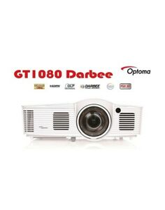 BRAND NEW OPTOMA GT1080 Darbee Full HD Home Theater Projector