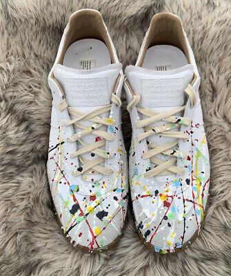 maison martin margiela Replica Paint Splatter sneakers Size 46