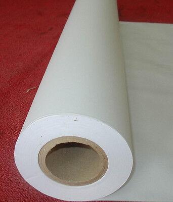 Roll Of White Bond Plotter Paper 36 X 200 For Pattern Making Plotting