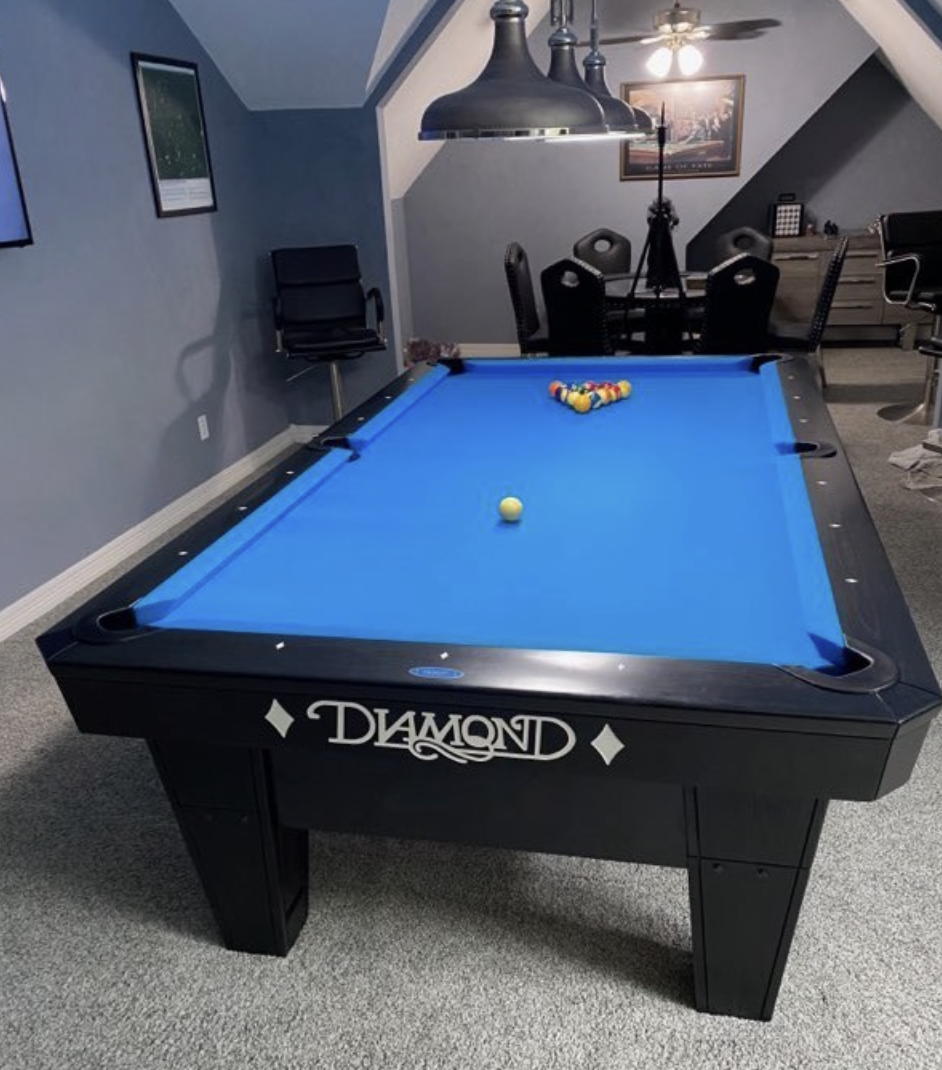 Diamond Pool Tables for sale compared to CraigsList   Only ...