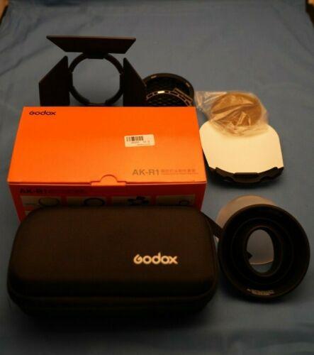 Godox AK-R1 Pocket Flash Light Accessories Kit F