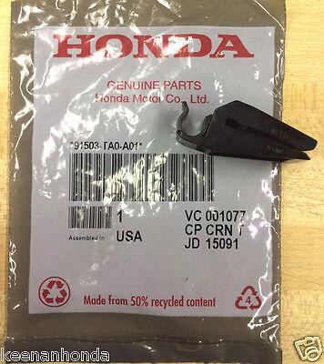 Genuine OEM Honda Accord Hood Prop Rod Holder Clip 2008 - 2012