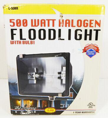 Clear Plusrite 3358 500W Halogen Light Bulb 2,000 Life Hours T3 R7s Base 120V 10,500 lm