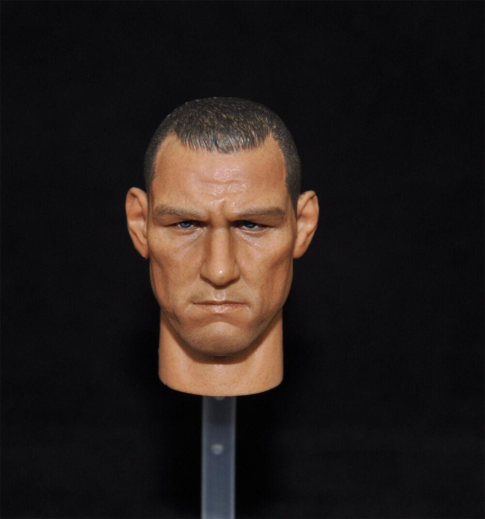 "ML236 Custom Sculpt Cast Cain Marko Juggernaut head use w//6/"" Marvel Legends"