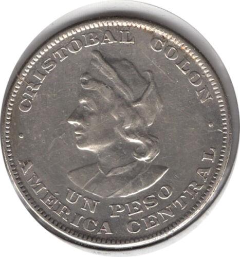 1904 El Salvador 1 PESO