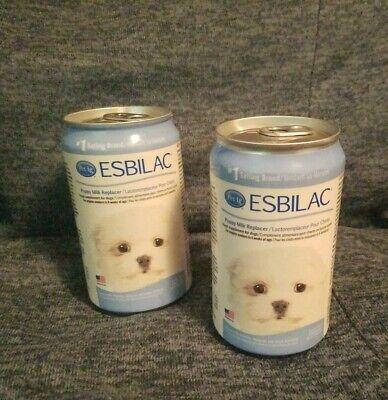 Esbilac Liquid Milk Replacer 3 8 Oz Cans