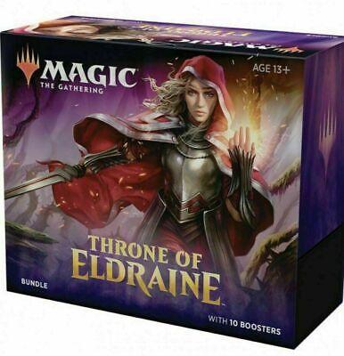 MTG - Throne Of Eldraine - Bundle - Factory Sealed - Magic the Gathering