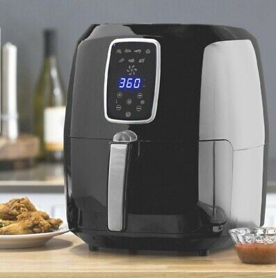 Best Choice Products 5.5qt 7-in-1 Electric Digital Family Sized Air Fryer