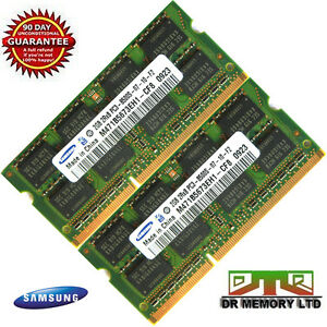 4GB(2x2GB) DDR3-1066MHz PC3-8500 Non-ECC Unbuffered 204 pin Laptop Memory(RAM)