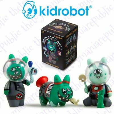 Set 3 Kidrobot Labbit Band Camp 3000 Mini Series Figure Shnorp and Florgillates  for sale  Shipping to Canada