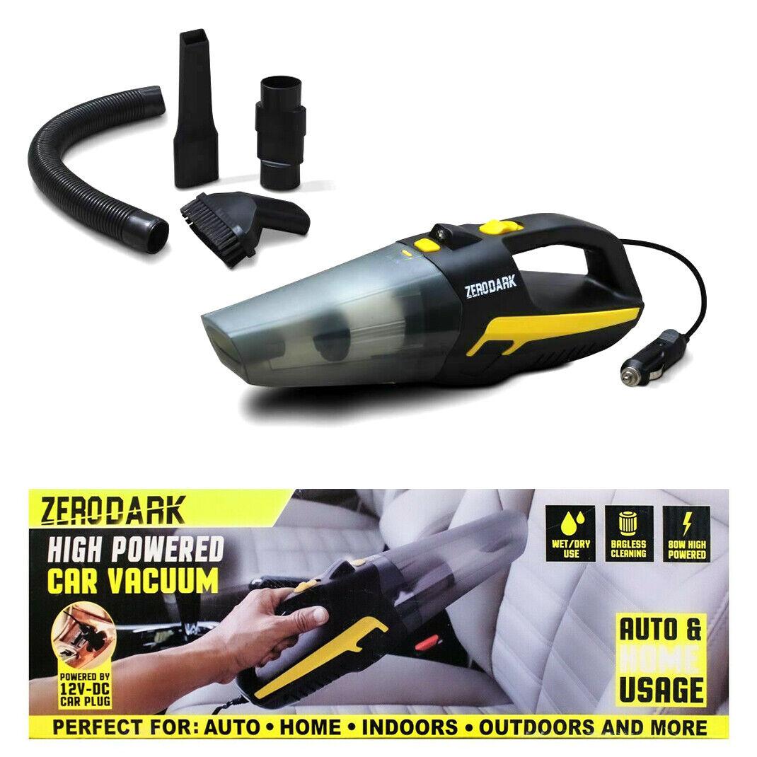 ZeroDark™ Portable Wet/Dry Vacuum Cleaner Inflator Turbo H