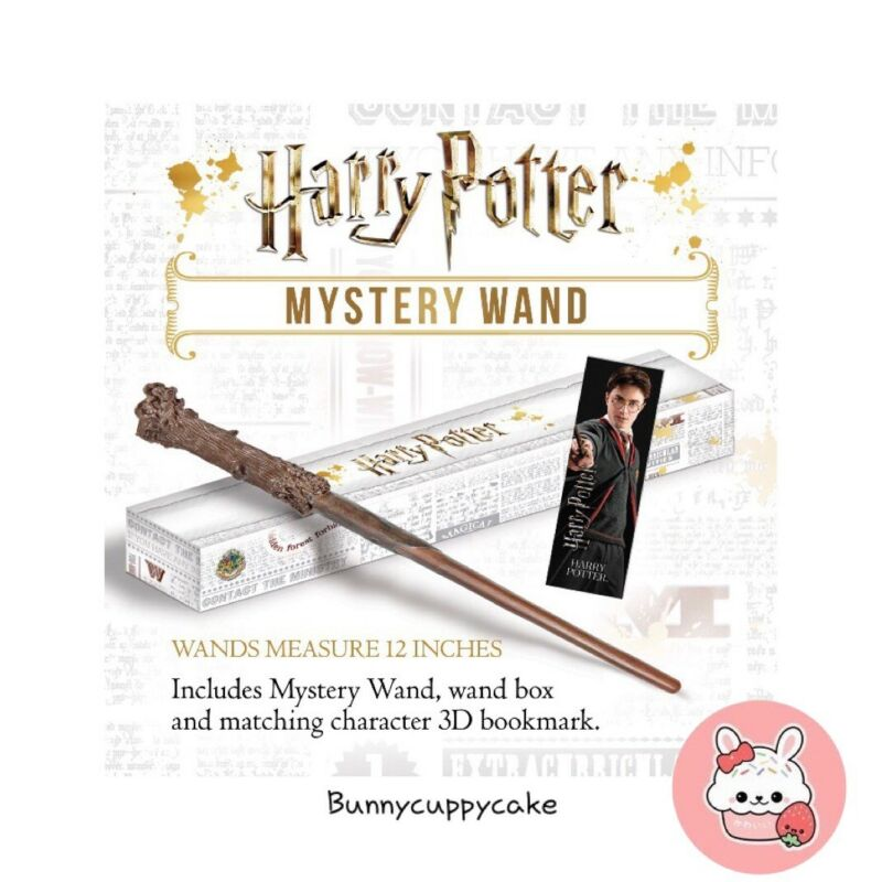 "Harry Potter - Noble Collections - 12"" Mystery Wand"