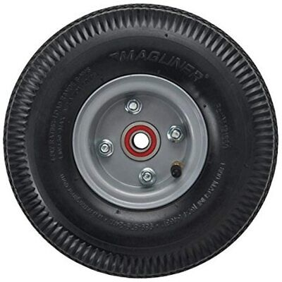 Air Tire 10 X 3.5 Pneumatic Wheel For Magliner Hand Truck 121060