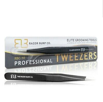 - Surgically Sharp Tweezers designed for Ingrown Hair, Splinters and Eyebrows