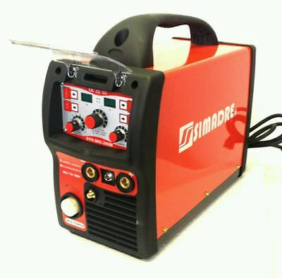 Mig Tig Mma Arc Welder 200a Simadre 3in1 Igbt Synergic Digital Weldining Machine