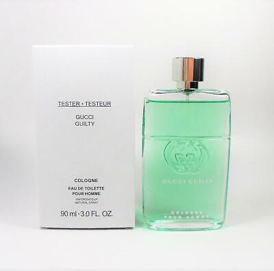 Gucci Guilty Cologne by Gucci EDT Pour Homme 3.0 oz / 90 ml *NEW IN TST BOX*