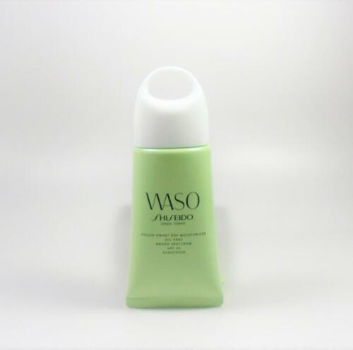 Shiseido Waso Color-Smart Day Moisturizer Oil-Free 1.9oz / 5