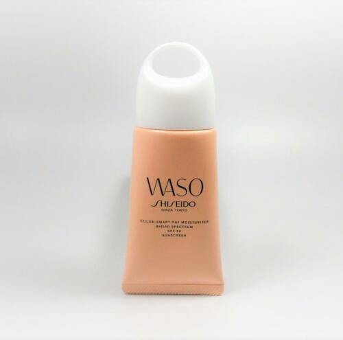 Shiseido Waso Color Smart Day Moisturizer 1.8oz / 50ml *NEW*