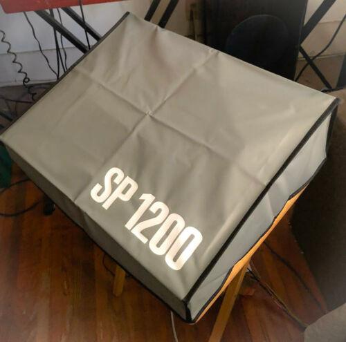 E-MU SP1200 Custom Dust Cover drum machine OG grey style qty 12