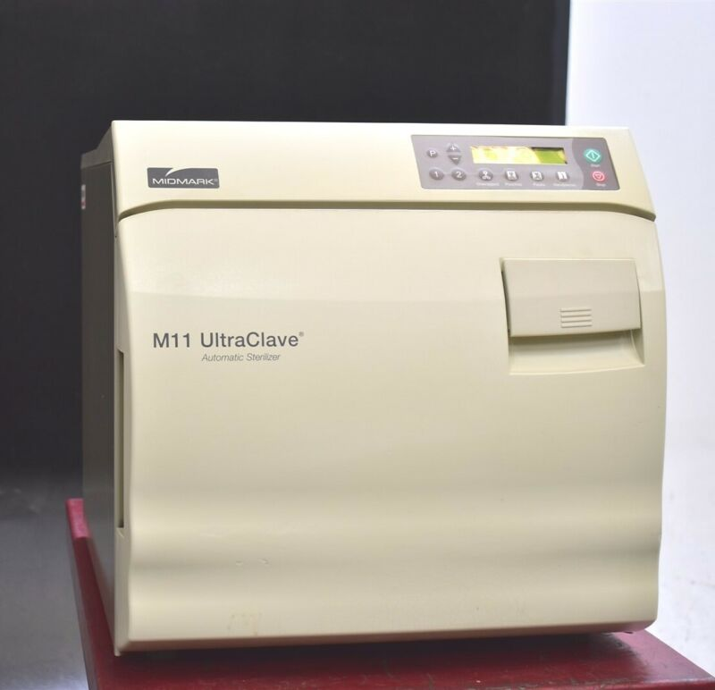 Midmark M11 UltraClave Dental Autoclave Medical Steam Sterilizer Machine