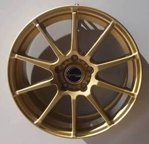 "17"" PDW Alloys To Suit Small Cars Toowoomba Toowoomba City Preview"
