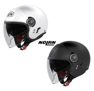 casque jet nolan n21 classic visor moto vespa xlite neuf. Black Bedroom Furniture Sets. Home Design Ideas