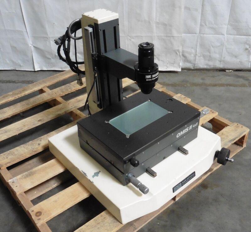 G176191 Ram Optical Instruments ROI 12-1000-00 Optical Measurement Inspection