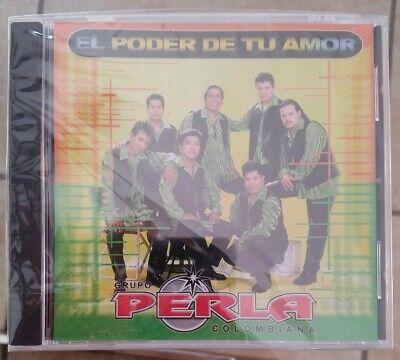 *NUEVO* GRUPO PERLA COLOMBIANA El Poder De Tu Amor (CD 2000) - El Poder Tu Amor Cd