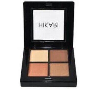 Hikari Eyeshadow Quad 8g Tonya \ BN Authentic - UK Seller