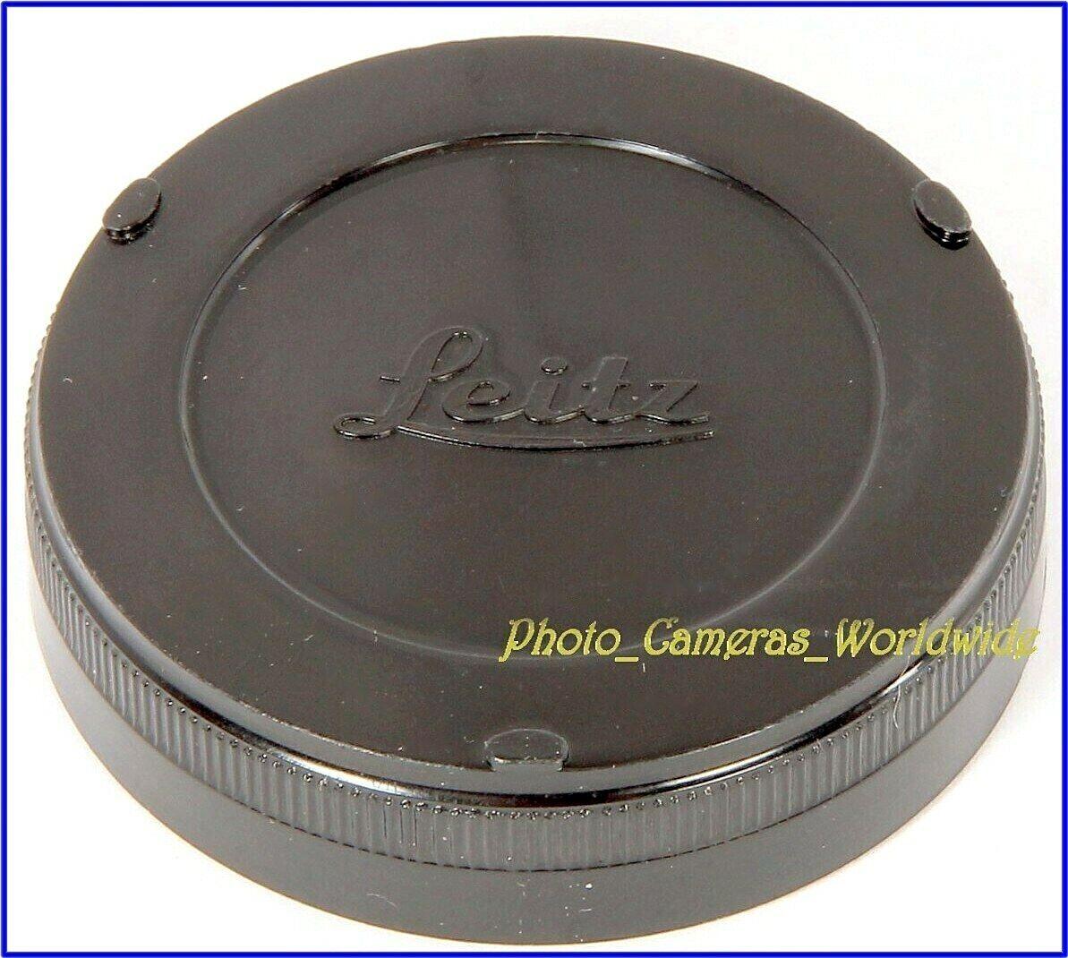 LEICA IZQOO Rear Lens Cap for NOCTILUX-M 1:1.25/75mm SUMMILUX 1.4/50 TRI-Elmar-M